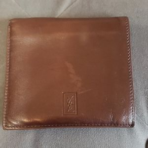 Yves Saint Laurent YSL wallet